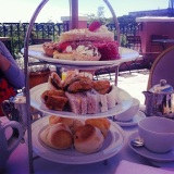 A Meetup ladies tea at The Westcliff Hotel