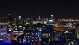 The beauty of Joburg by night